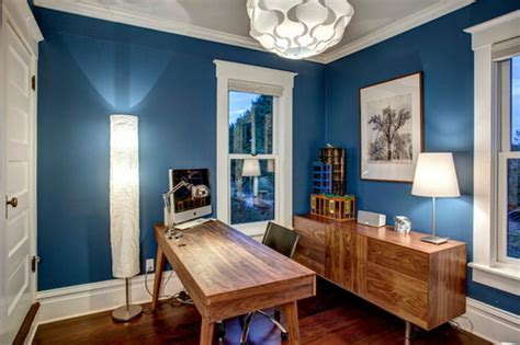 home office wall colors best tips for choosing the right office painting color