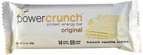 Power Crunch Wafer Protein Snack top 10 best protein bars 2017 top value reviews