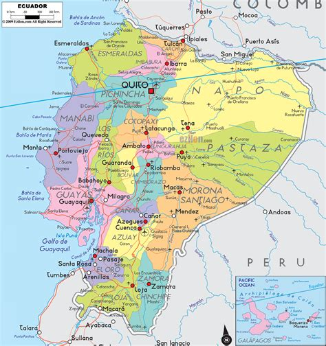 Ecuador Search Ecuador Through The Centuries