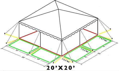 how many tables fit under a 20x20 tent 20x40 graduation canopy 20x20 canopy tent seating with