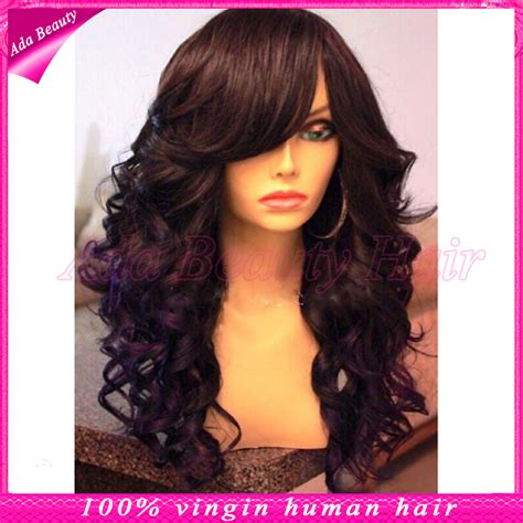 haircuts for full body hair brazilian body wave hairstyles with side bang www