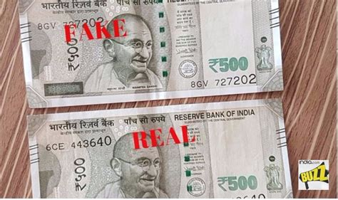3 ways to identify new rs 500 and rs 500 note picture goes viral on whatsapp here s