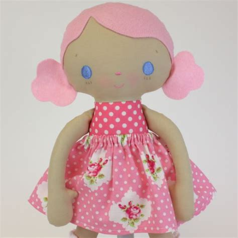 Handmade Cloth Dolls Patterns - imogen mae 15 quot handmade cloth doll dolls and sewing