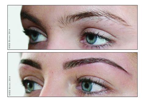 hd brows searle makeup artist hd brows