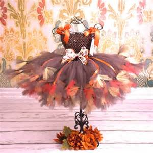 dress for thanksgiving thanksgiving harvest baby couture tutu dress