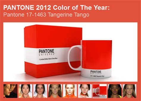 pantone color of the year 2012 pantone color of the year 2012 tangerine tango paperblog