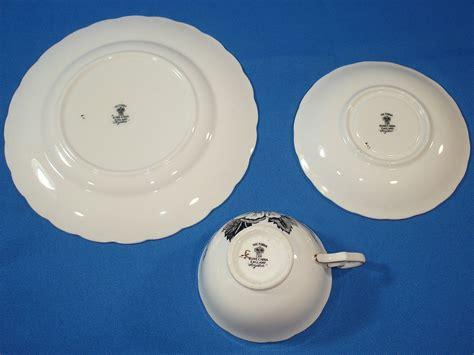 China Pattern Logos   azalia pattern victoria c e bone china england tea cup