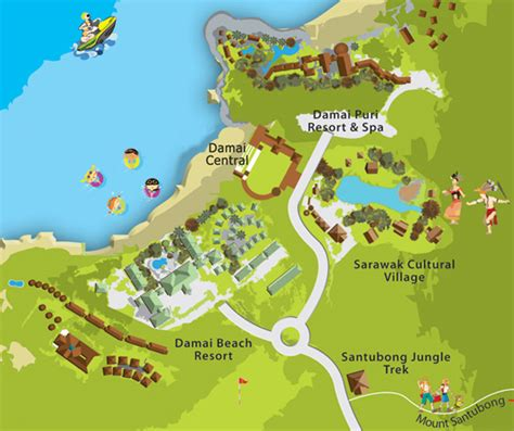damai resort map damai resort map 28 images damai resort here there