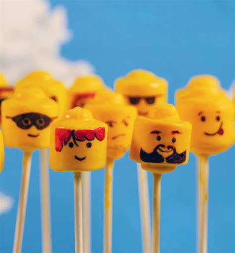 tutorial omino lego lego cake pops e tutorial sweet geeksweet geek