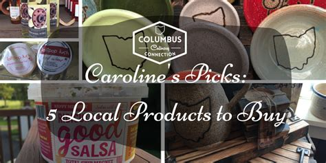 Home Decor Stores Columbus Ohio by Caroline S Picks 5 Local Products To Buy Columbus