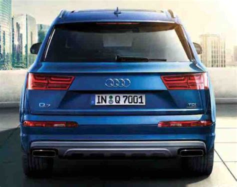 Audi Seven Seater Cars by Audi Q7 The Large Luxurious And Rather Lovely Seven