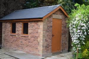 brick shed building quotes