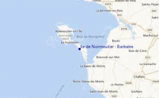 ile de noirmoutier barbatre surf forecast and surf