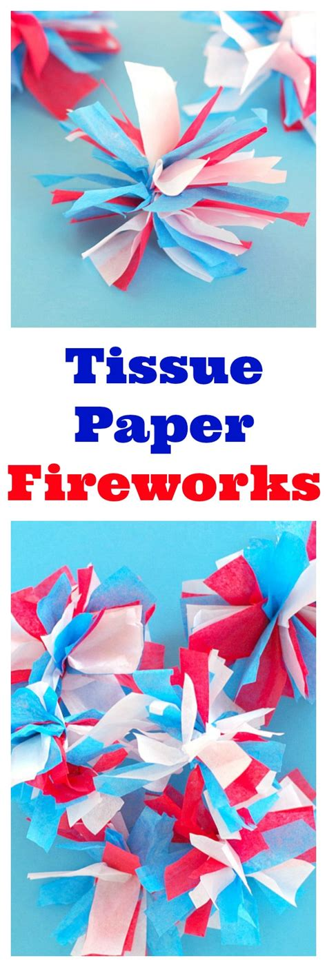 How To Make Paper Fireworks - tissue paper fireworks val event gal