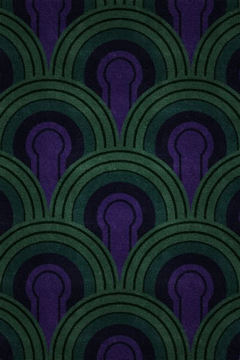 overlook hotel carpet photo patterns pinterest
