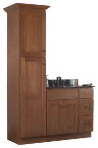 bathroom vanities and linen cabinet sets jsi cabinetry sturbridge 36 quot bathroom vanity base and 18