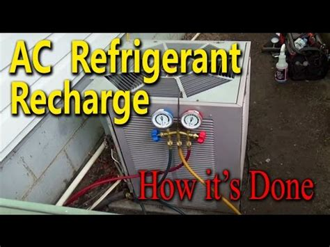 self service recharging the ac system 134a freon on the audi a4 auto repair series youtube central air conditioner freon recharge how it s done youtube