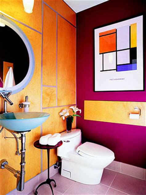 colorful bathrooms 43 bright and colorful bathroom design ideas digsdigs
