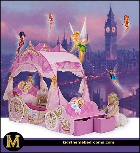 princess wallpaper for bedroom decorating theme bedrooms maries manor carriage bed