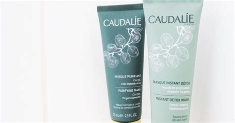 Caudalie Instant Detox Mask 75m by The Mid Week Per Treat Caudalie Instant Detox