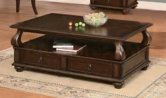 End Table And Coffee Table Sets Amado Espresso 3 Pc Occasional Table Set Coffee Table And