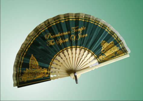 Kipas Souvenir undangan dan souvenir batik tisya batik
