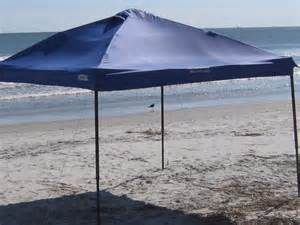 Canopy On Beach by Going On A Picnic Jovina Cooks