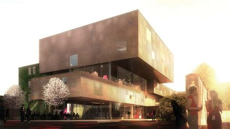 Culture House Copenhagen Building Denmark Architect Images E Architect