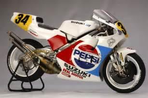 Suzuki Rgv 500 Racing Scale Models Suzuki Rgv 500 K Schwantz 1989 By