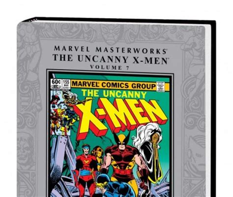 marvel masterworks the uncanny vol 7 hardcover