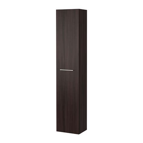 bathroom high cabinet godmorgon high cabinet black brown ikea