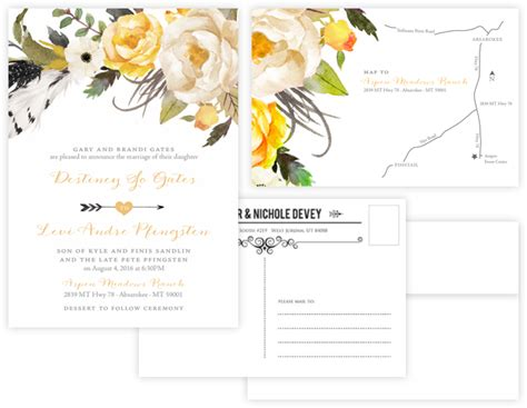 Cheap Wedding Invitations Utah by Cheap Wedding Invitations Wedding Announcements Utah