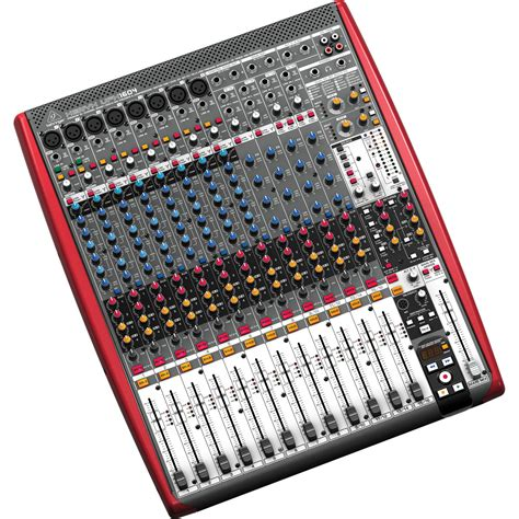 Mixer Behringer Xenyx behringer xenyx ufx1604 16 input 4 mixer with 16x4 ufx1604