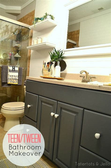 tween bathroom ideas tween tween bathroom redo 5 ways to create a space your