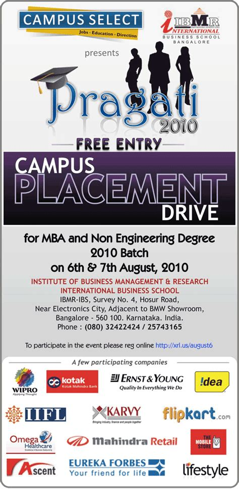 Mba Fresher In Hosur by Freshers Walk In Fair Mega Placement Drive