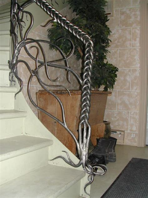 unusual banisters 1000 ideas about outdoor stair railing on pinterest
