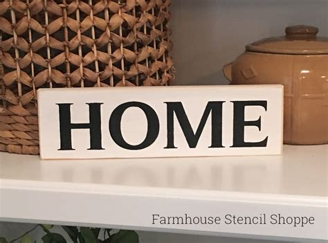 home stencil home stencil