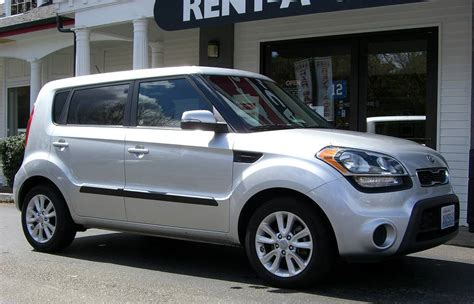 Rent Kia Soul Kia Soul 4dr Rental Car Seattle Bellevue Kirkland Washington