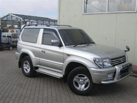 2001 Toyota Land Cruiser 2001 Toyota Land Cruiser Prado For Sale