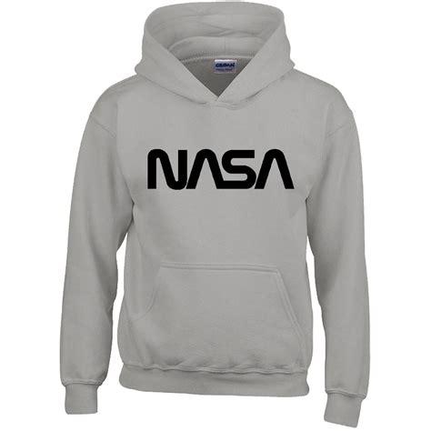 Hoodie Nasa Hitam 5 mens boy unisex nasa hoodies sweatshirt pullover sweat hoody all sizes
