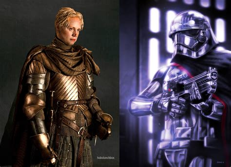 actress game of thrones and star wars from game of thrones to game of clones the wasted