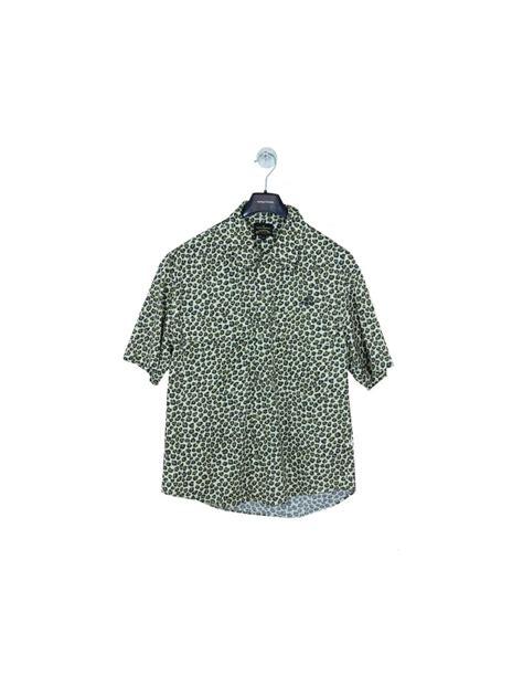 A Pretty Slinky Vivienne Westwood Dress To Bowl Him by Vivienne Westwood Anglomania Bowling Shirt In Multi