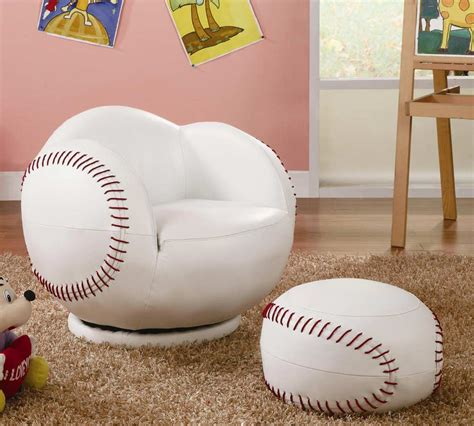 baseball and ottoman set coaster 460177 small baseball and ottoman set 460177