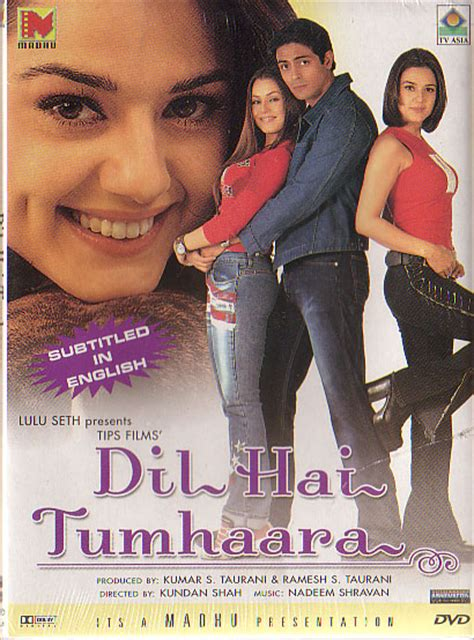 Dil Hai Tumhaara 2002 Full Movie Dil Hai Tumhaara 2002 Hindi Movie Watch Online Filmlinks4u To