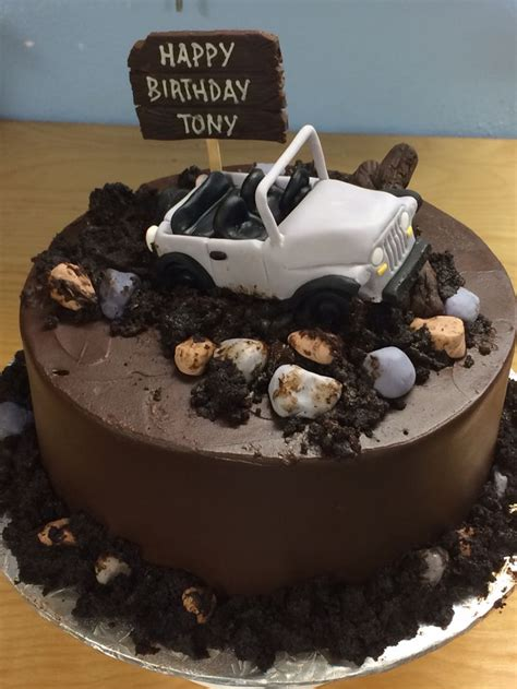 happy birthday jeep cake 25 best ideas about jeep cake on pinterest 3d cake