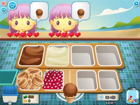 game membuat ice cream online ice cream stand game play online games free ozzoom games