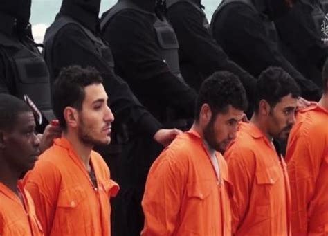 chaldean christian leader isis is beheading children in coptic solidarity condemns barbaric beheading of 21 coptic