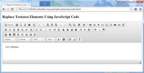 javascript pattern replace ckeditor tutorial ckeditor 4