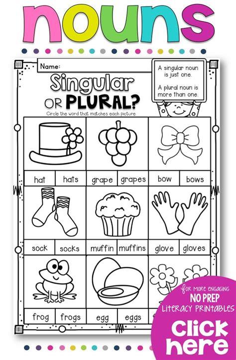 printable games for plurals best 25 irregular plural nouns worksheet ideas on