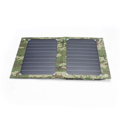 outdoor solar battery charger china 10w rechargeable waterproof outdoor foldable solar